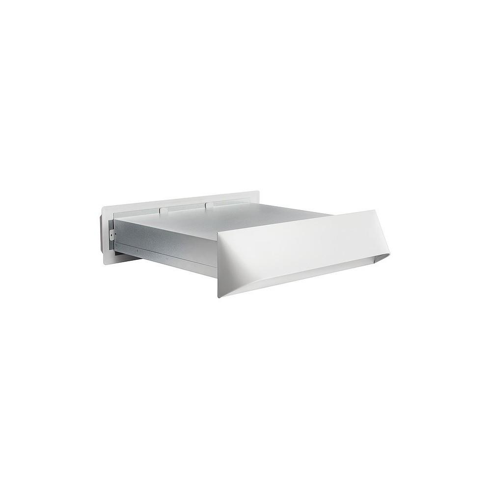 Nawietrzak wentylacyjny prostokątny NP1-M/ML  biały