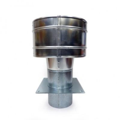 Wywietrzak daszek cylindryczny ocynk WCG