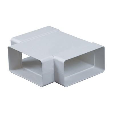 Trójnik poziomy płaski 55x110 KP55-26