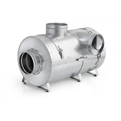 Aparat nawiewny z bypassem i termostatem 340 m3/h