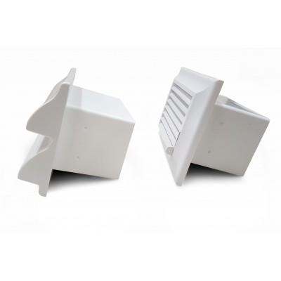 Nawietrzak nawiewnik wentylacyjny 150x50 ZENA 1