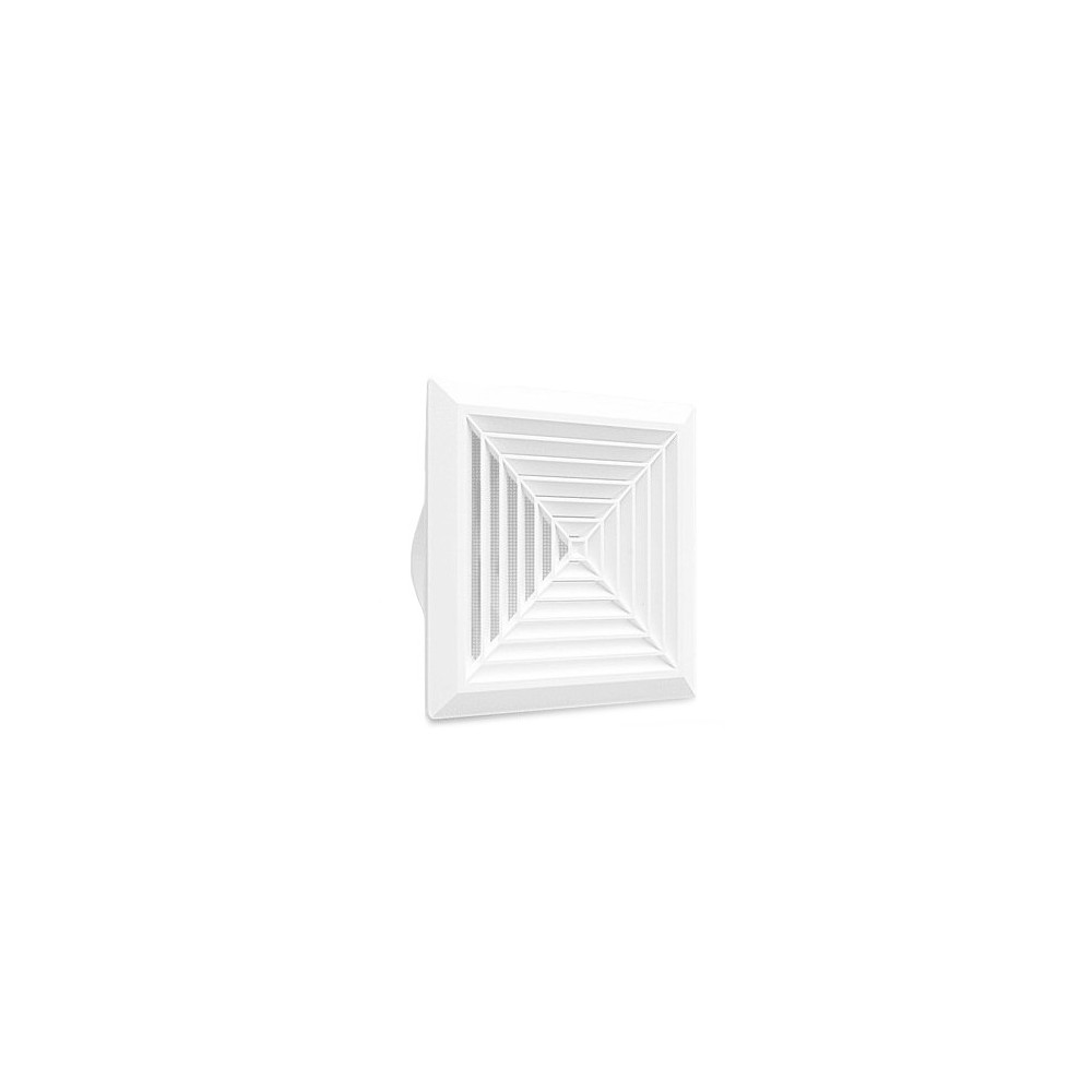 Wyrzutnia kratka wentylacyjna sufitowa 20x20 fi150