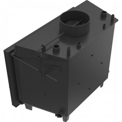 Wkład kominkowy 12 kW WIKTOR DECO z płaszczem wodnym i wężownicą