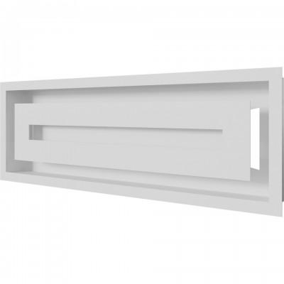 Kratka kominkowa wentylacyjna WIND 17x49 różne kolory