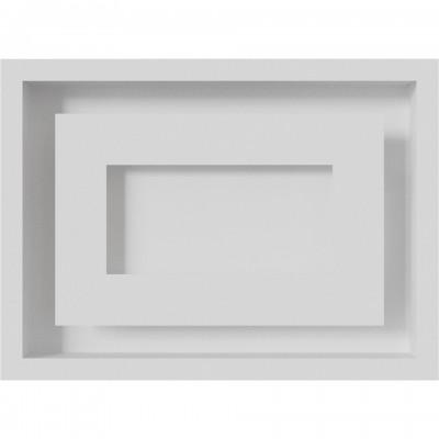 Kratka kominkowa wentylacyjna WIND 22x30 różne kolory