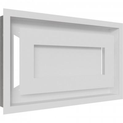 Kratka kominkowa wentylacyjna WIND 22x37 różne kolory