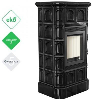 BLANKA 8 kW kafel czarny
