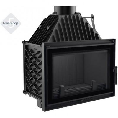 Wkład kominkowy 18 kW OLIWIA DECO