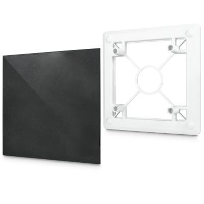 Kratka wentylacyjna Ramka + Panel dekoracyjny KLIQ