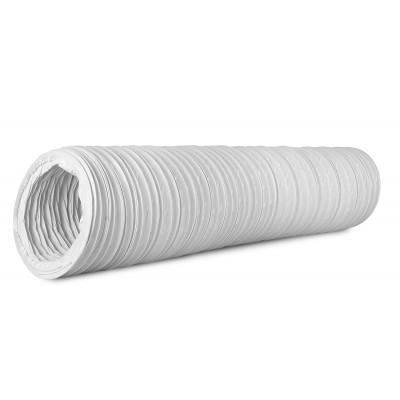 Kanał elastyczny fi 125 PVC flex 6 m