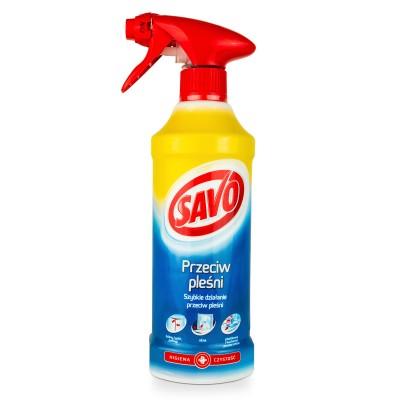 Środek przeciw pleśni i grzybom SAVO 500 ml