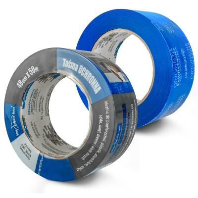 Taśma PCV ochronna zew. BLUE DOLPHIN 48mm x 50m